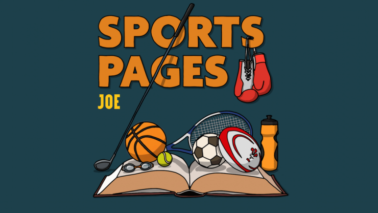 Introducing JOE's newest podcast, Sportspages
