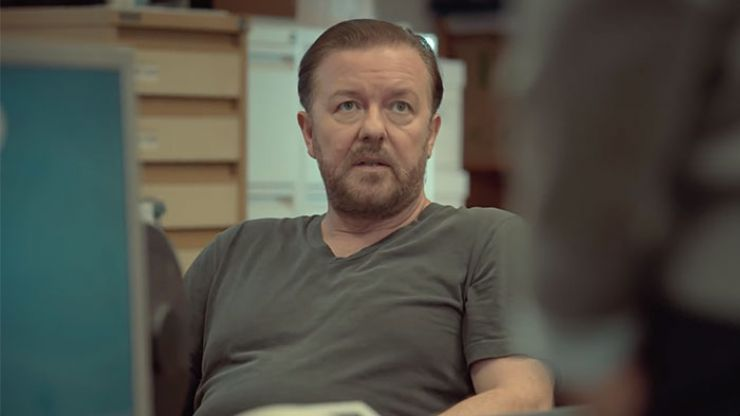 Ricky Gervais and After Life co-stars answer his most Googled questions