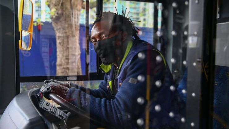 TFL bus drivers fear for their lives