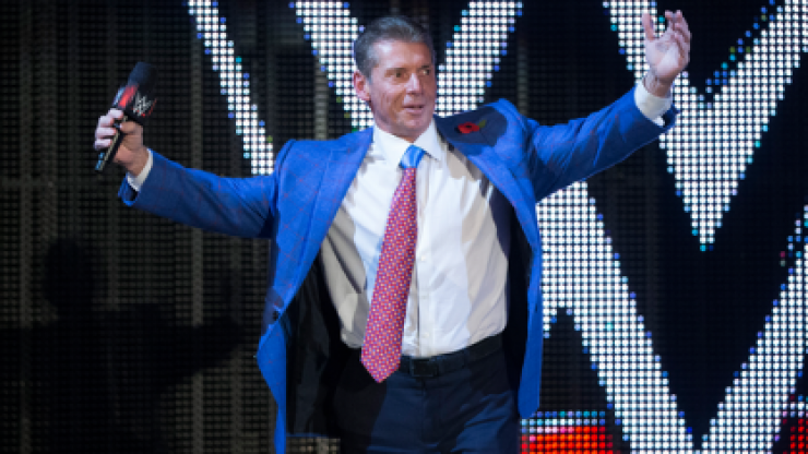 WWE star Sheamus says Vince McMahon is his dream workout partner