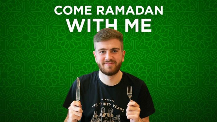 Come Ramadan With Me: Fasting For A Day