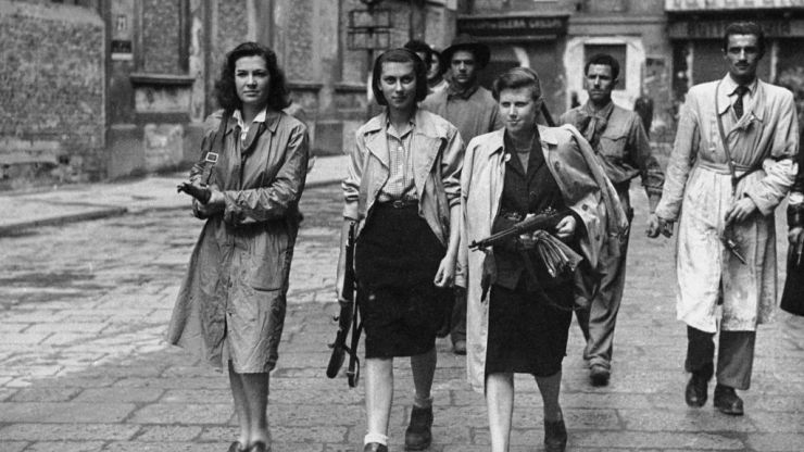 VE Day: The untold stories of the guerrillas who fought the Nazis