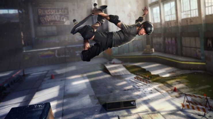 Why you should be excited for the Tony Hawk's remaster