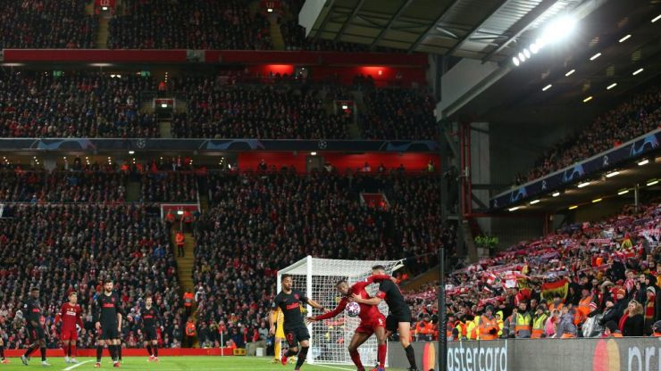 Liverpool vs Atletico Madrid caused spike in Covid-19 deaths