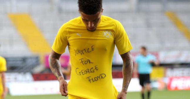 George Floyd: A history of footballers fighting for social justice | JOE.co.uk