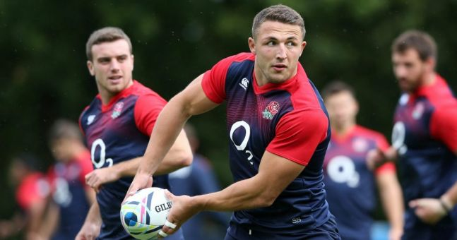 House of Rugby: Sam Burgess on the 'sabotage' of the 2015 World Cup | JOE.co.uk