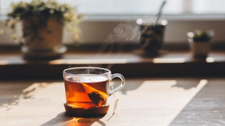 Why skinny teas don't help you lose weight