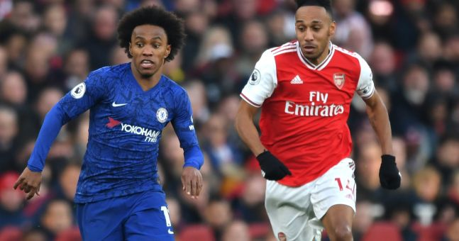 Willian in negotiations to join Arsenal on free transfer from Chelsea | JOE.co.uk