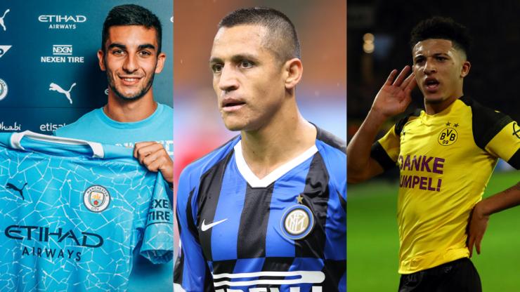 Summer transfer window 2020: live updates