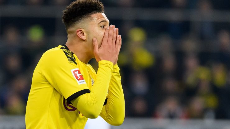 Manchester United prepared to pull out of Sancho deal if price doesn't come down
