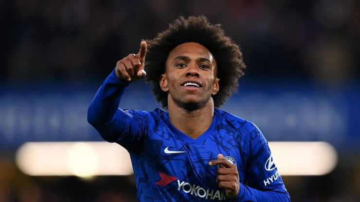 Arsenal offer Willian three-year contract with staggering signing on fee