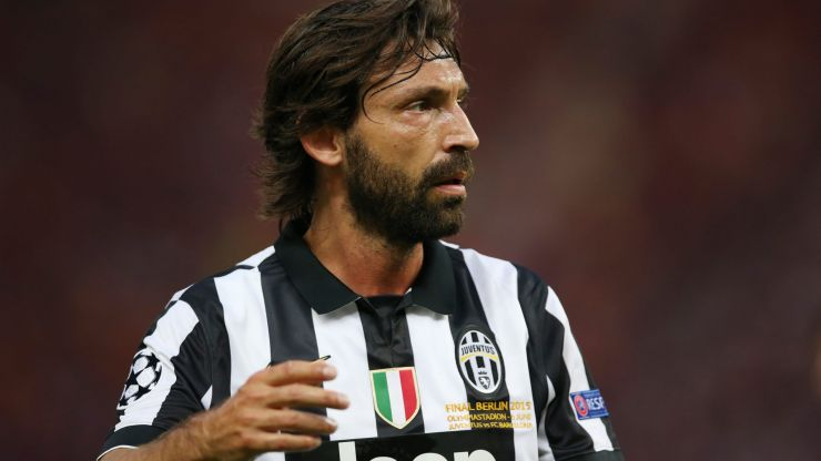 Juventus set to hire Andrea Pirlo to replace Maurizio Sarri