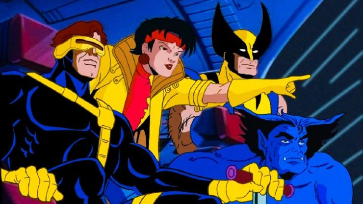 Producers of the 1990s X-Men cartoon confirm they've met with Disney about a revival