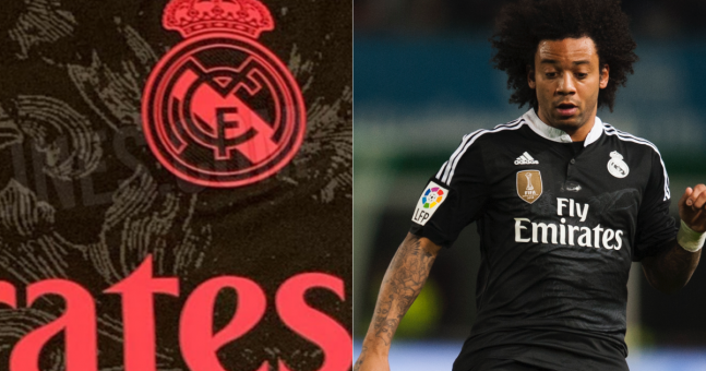 Pictures of leaked Real Madrid third kit hint at throwback to 2014/15   JOE.co.uk