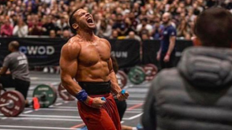 Everything the UK's fittest man eats to stay lean while building muscle