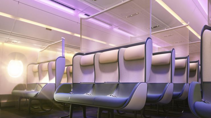 This is what the future of airline travel could look like in a post-pandemic world
