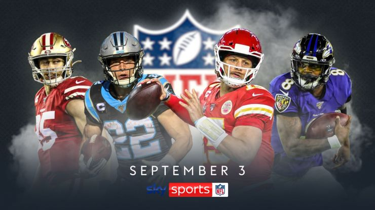 Sky Sports announce launch of dedicated NFL channel