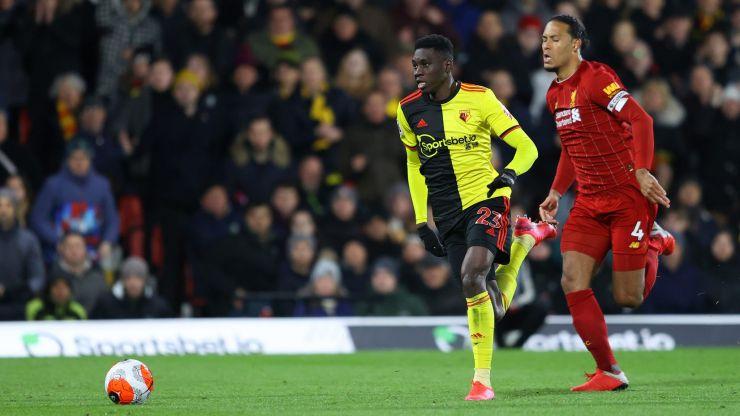 Watford name asking price for Liverpool target Ismaila Sarr