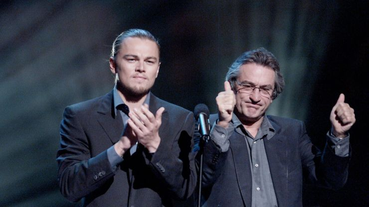 Martin Scorsese's new film with Robert De Niro & Leonardo DiCaprio to start filming this winter