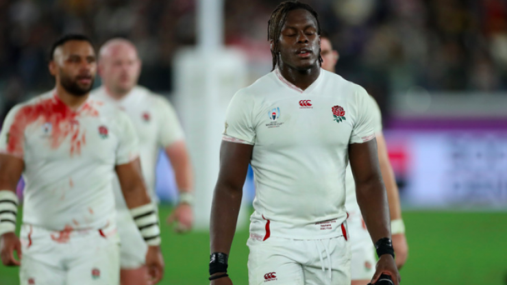 Maro Itoje on institutional racism and the Black Lives Matter movement