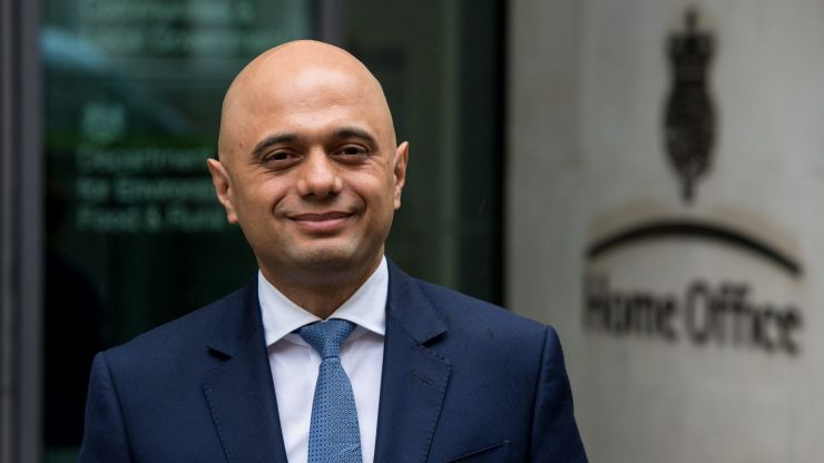 Former chancellor Sajid Javid returns to JP Morgan as senior advisor