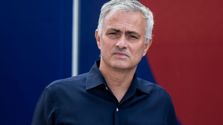 Jose Mourinho: Football was 'in my blood' from the day I was born