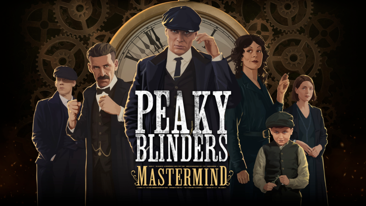 The Peaky Blinders video game is released today