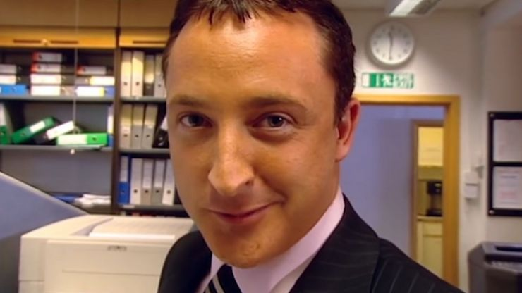 Jeff from Peep Show - aka Neil Fitzmaurice - on why Mark Corrigan is the just worst