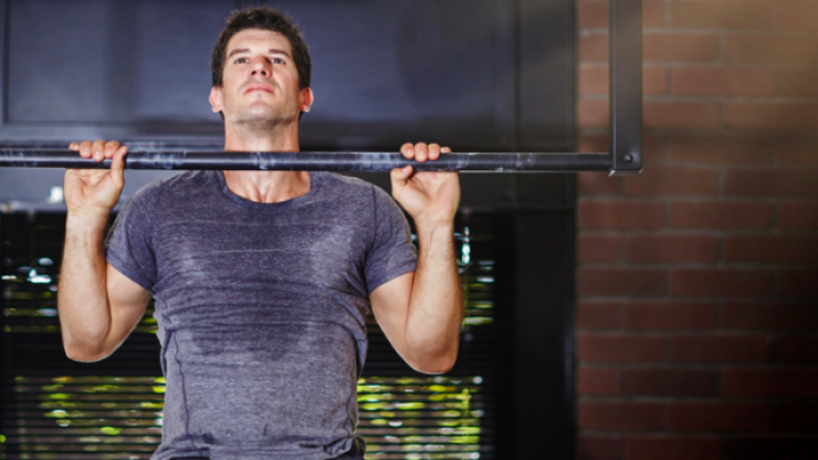How to go from 0 pull ups to 10 or more, in just a few weeks