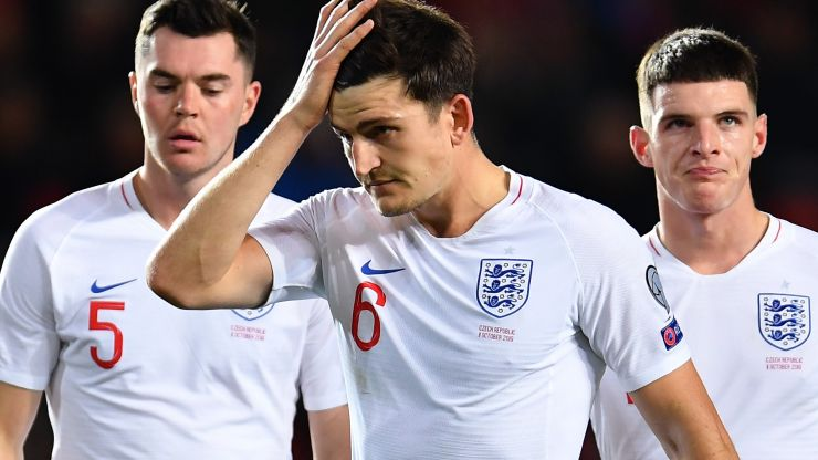 Harry Maguire dropped by England after guilty assault verdict