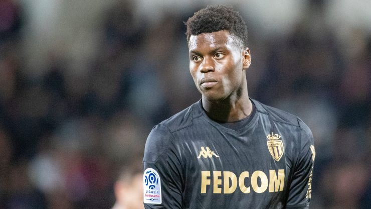 Manchester United have bid rejected for 19-year-old Monaco defender