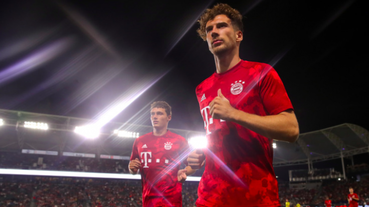 Why there's nothing strange about Leon Goretzka's muscle gain