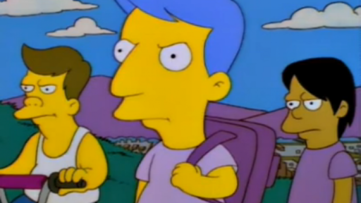 QUIZ: Name the obscure characters from The Simpsons (Part Two)