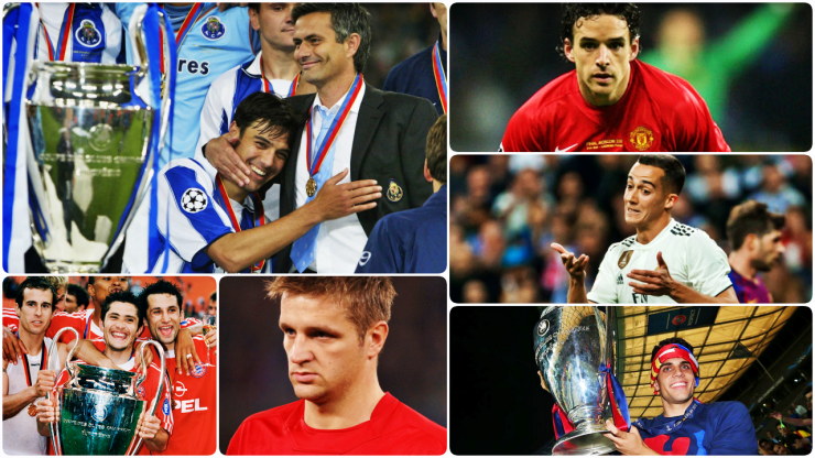 Can you name these Champions League-winning players from the last 20 years?