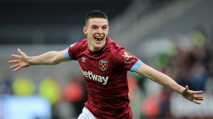 Noted West Ham fan Triple H urges Declan Rice to stay at the club