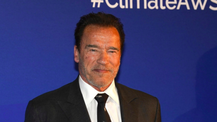 Arnold Schwarzenegger is still performing 52kg bicep curls at the age of 73