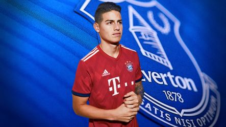 10 Things That Will Definitely Happen If James Rodriguez Goes To Everton Joe Co Uk