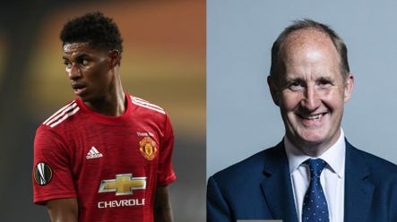 Marcus Rashford Bodybags Mp For Saying It S A Parents Job To Feed Their Children Joe Co Uk