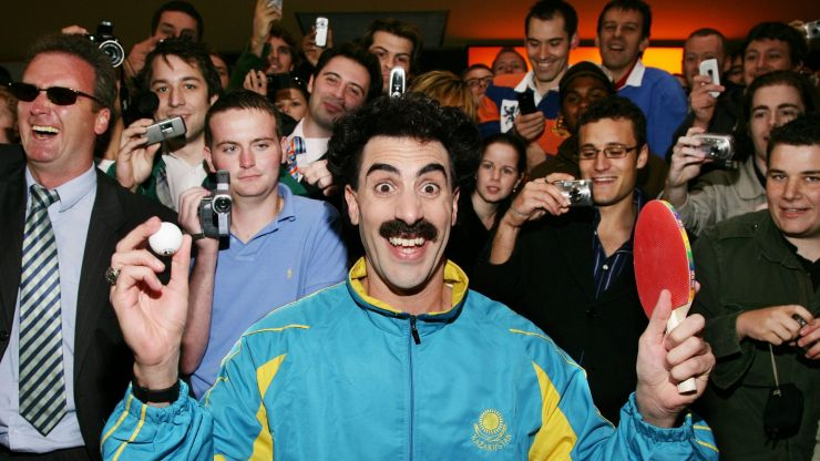 QUIZ: How well do you remember Ali G, Borat and Bruno?