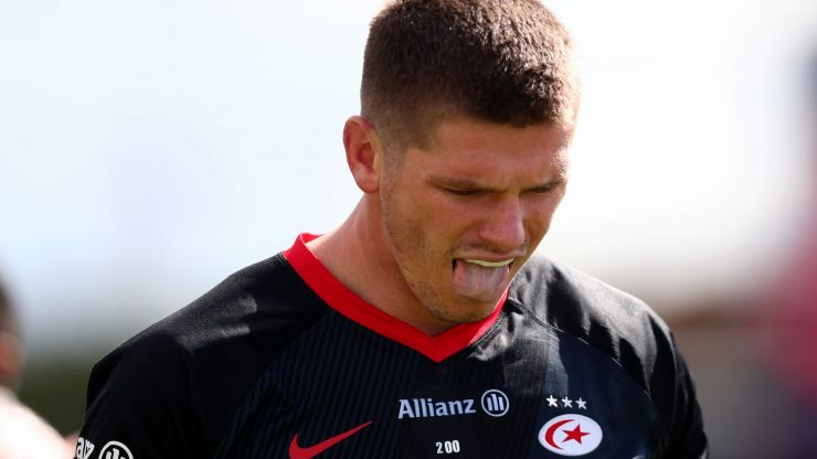 Owen Farrell disciplinary process is as messed up as his tackle