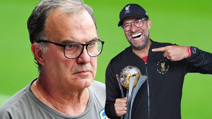 Klopp pokes fun at Bielsa 'Spygate' controversy ahead of Leeds game