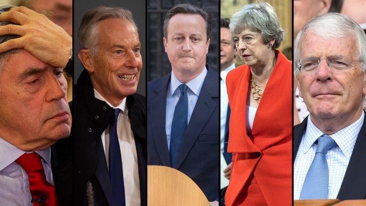 All living former prime ministers have condemned Boris Johnson's latest Brexit move