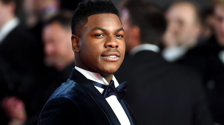 Perfume brand apologises to John Boyega after cutting him out of Chinese advert