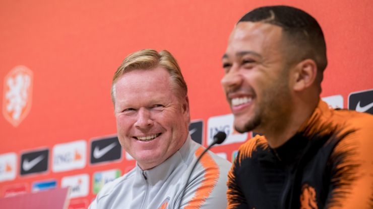 Memphis Depay nears Barcelona move after fee agreed with Lyon