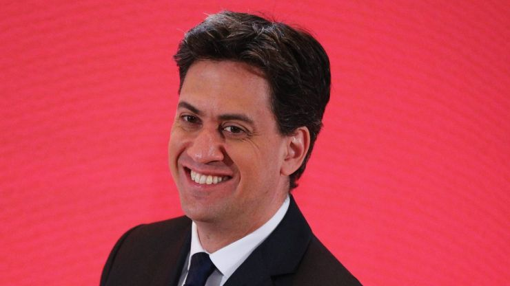 Ed Miliband offered out Boris Johnson in front of his mates - and the PM did nothing