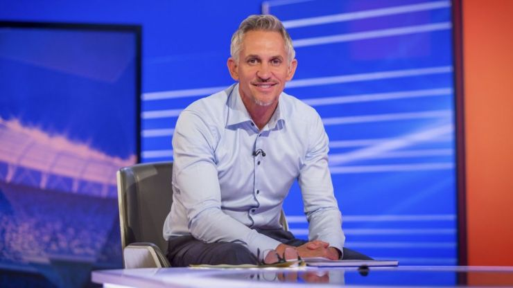 Gary Lineker signs new five year deal with the BBC