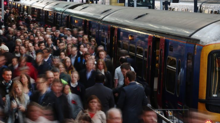 Removing graffiti will encourage more people to use trains, Transport Secretary claims