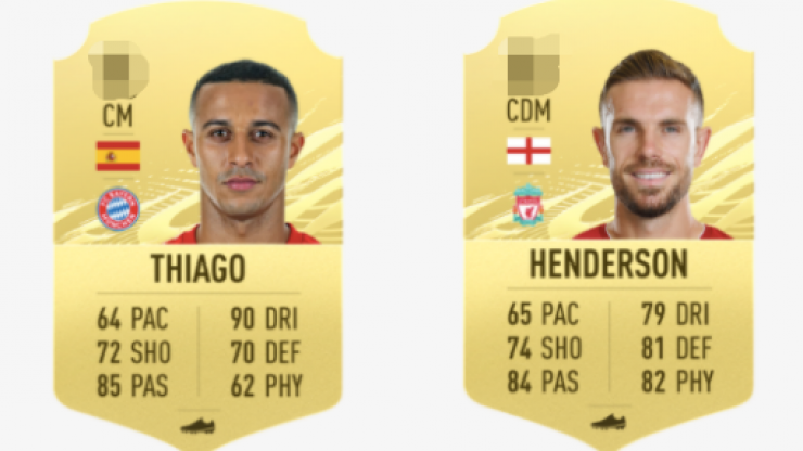 QUIZ: Which footballer has the higher FIFA rating?