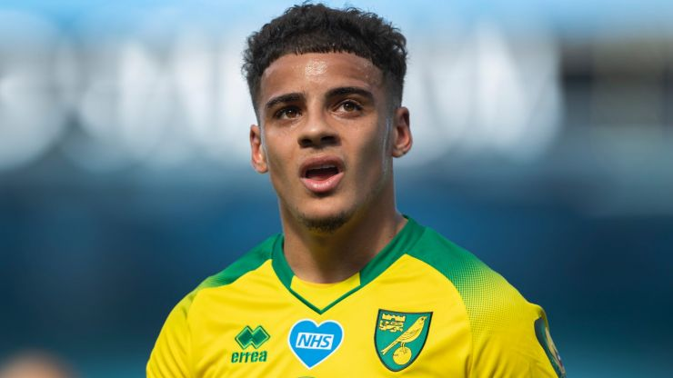 Norwich reject two bids from Barcelona for Max Aarons