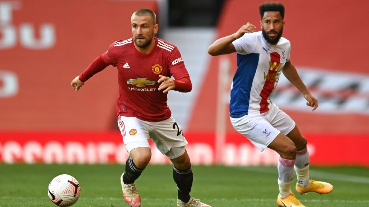 Luke Shaw calls on Ed Woodward to strengthen squad after Palace defeat